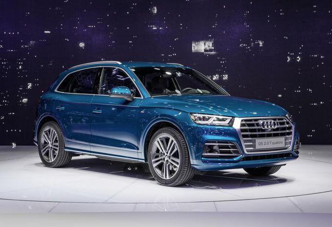 Audi Q5 : maturité atteinte  #1