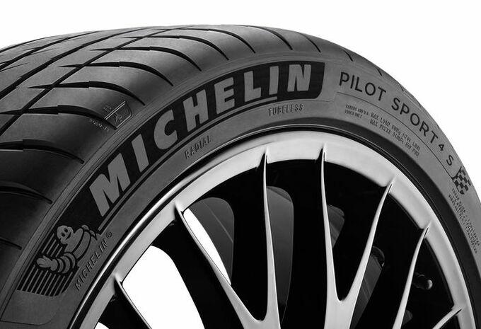 Nouveaux pneus Michelin #1