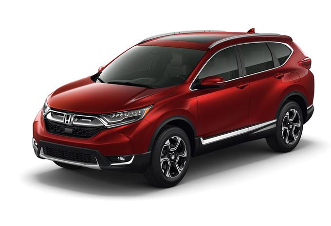 Honda CR-V : Voilà le cinquième du nom #1