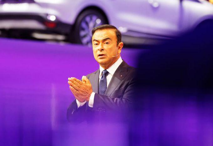 Carlos Ghosn bientôt à la tête de Mitsubishi ? #1