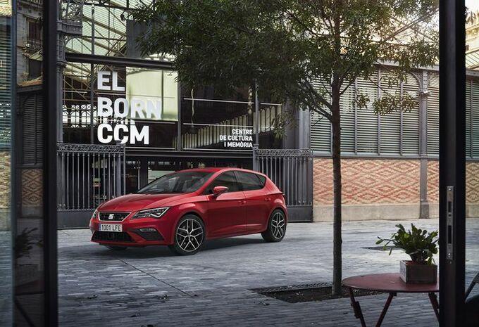 Seat León : technologie et finition Xcellence #1