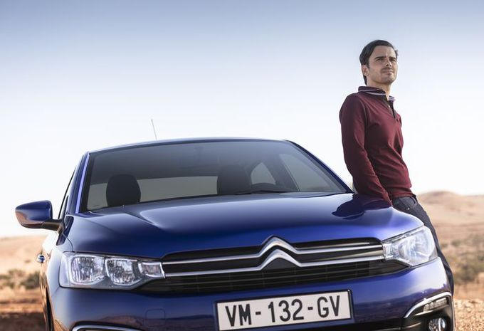 Un lifting pour la Citroën C-Elysée #1