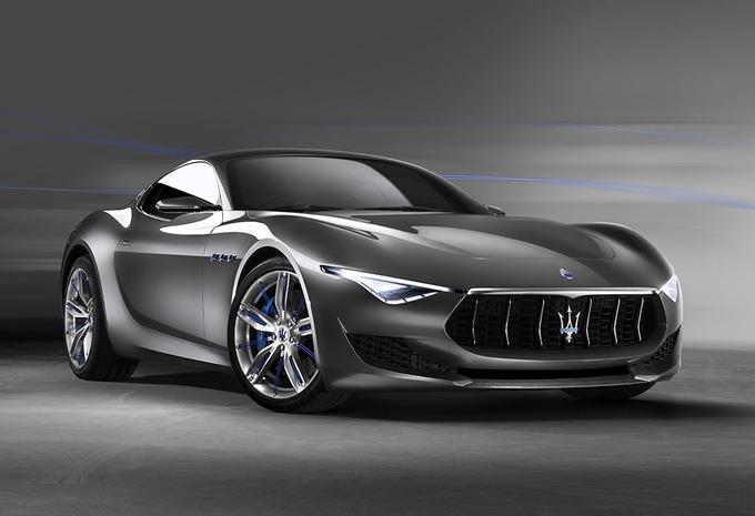 Maserati Alfieri krijgt elektrische aandrijflijn #1