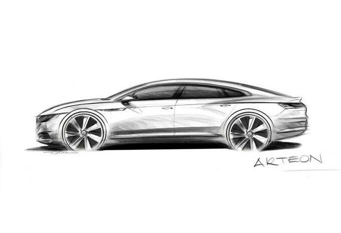 Volkswagen Arteon : nouvelle CC #1