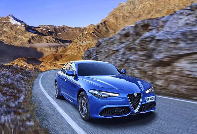 Alfa Romeo Giulia : bientôt aussi une Veloce de 350 ch ? #1