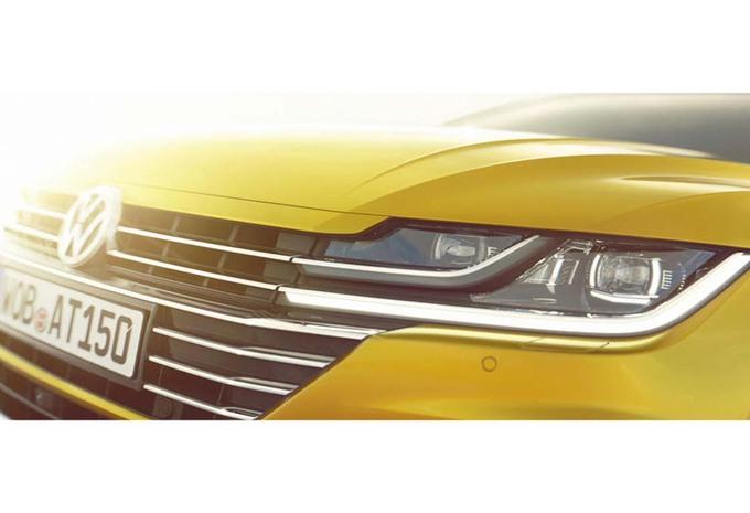 Volkswagen Arteon : un teaser avant Genève #1