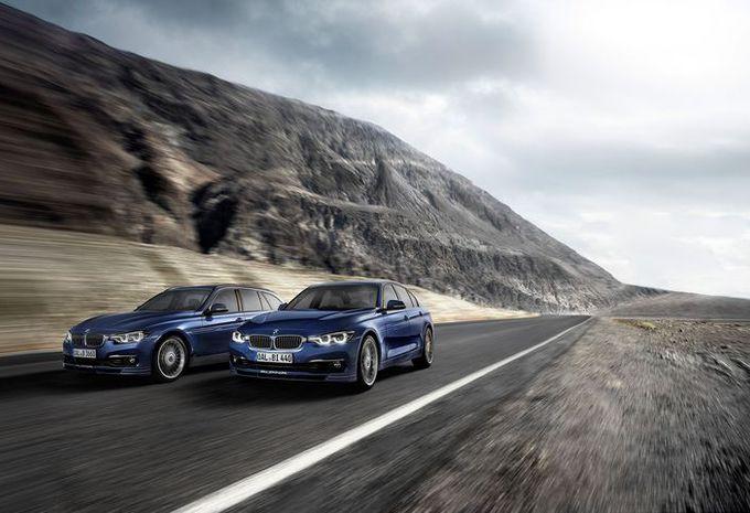 BMW Alpina B3 en B4 S Biturbo: de 3.0-zescilinder op zijn best #1