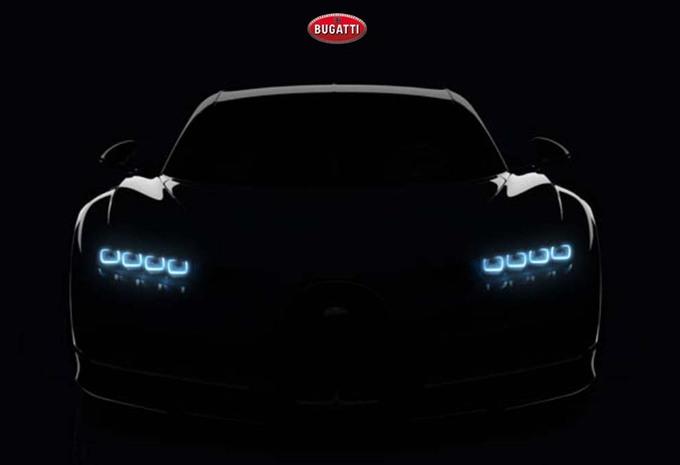 Bugatti : un nouveau modèle à Genève 2017 #1