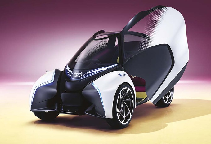 Toyota i-TRIL : vivement 2030 ? #1