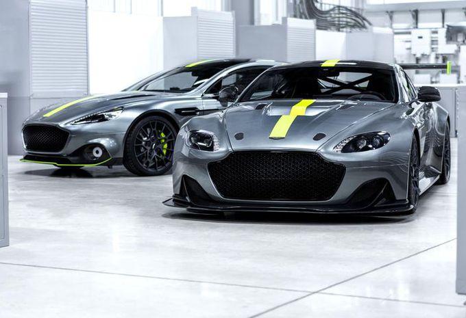 VIDÉO - Aston Martin AMR : pour les pistards #1