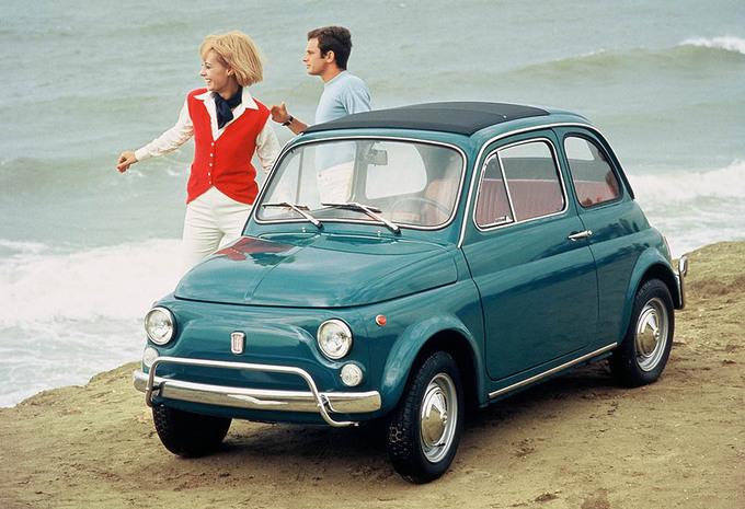 500 x Fiat 500 op SpaItalia 2017 #1