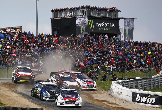Spectaculaire World RX pleziert 25.000 toeschouwers in Mettet – met foto-album én video #1