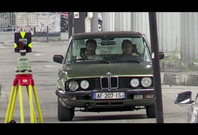 Tom Cruise casse une BMW Série 5 E28 #1