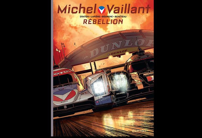 Michel Vaillant terug naar Le Mans in nieuw album 'Rébellion' #1