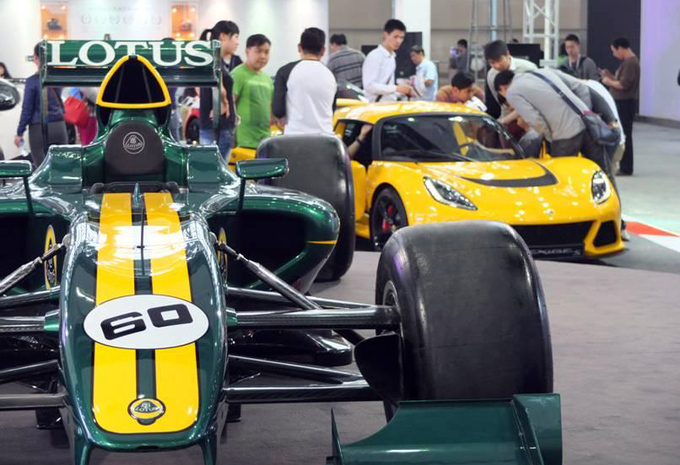 Lotus-productie naar China? #1