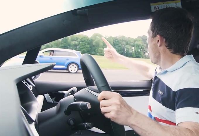 Audi SQ7 vs Tesla Model X : lequel est le plus rapide ? #1