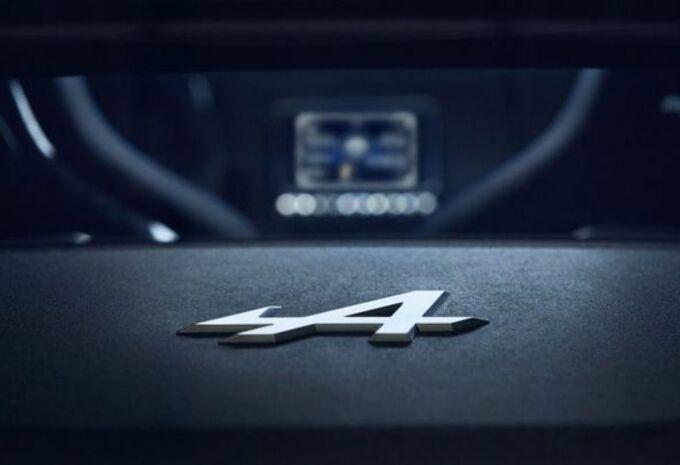Alpine: op korte termijn ook een SUV? #1