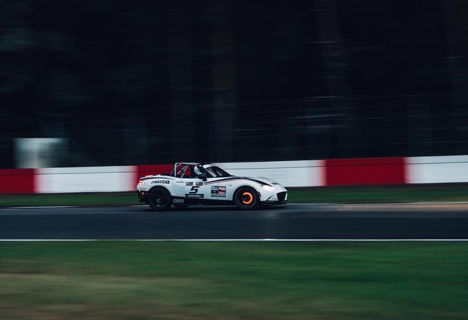AutoWereld met Mazda MX-5 in 24U Zolder