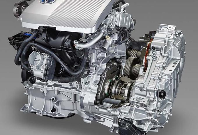 Toyota : Des moteurs atmosphériques plutôt que suralimentés #1