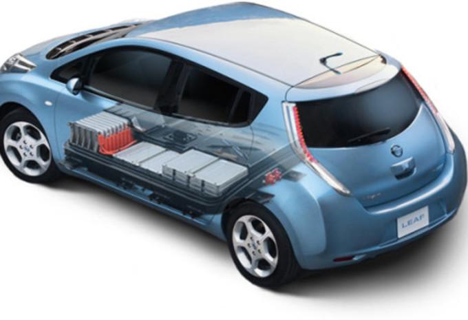 Nissan verkoopt batterijafdeling #1
