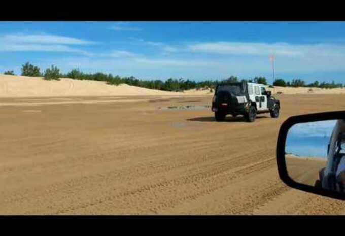 Jeep Wrangler : premières infos officieuses   #1