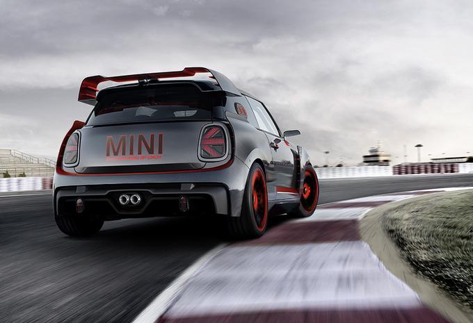 Mini John Cooper Works GP Concept vraagt om productieversie #1