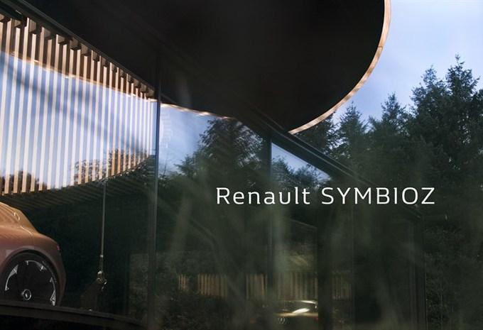 Renault Symbioz : teaser du concept au losange de l'IAA #1
