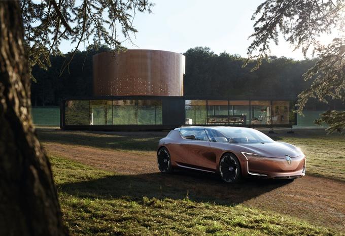 renault concept symbioz qu 39 est ce qu 39 une voiture peut apporter de plus moniteur automobile. Black Bedroom Furniture Sets. Home Design Ideas