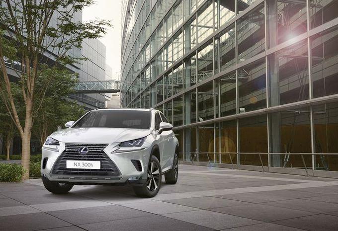 Lexus NX : nouveau regard, automatique #1