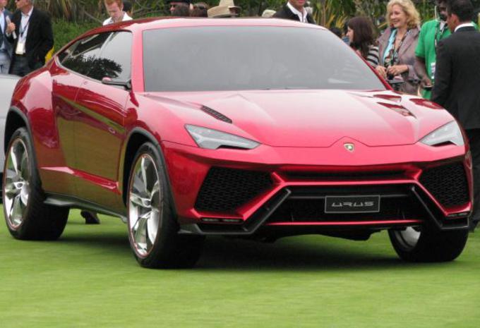 Lamborghini Urus : né un 4 décembre #1
