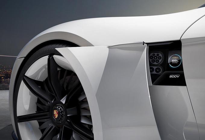 Porsche: batterij met vaste elektrolyt is de toekomst #1