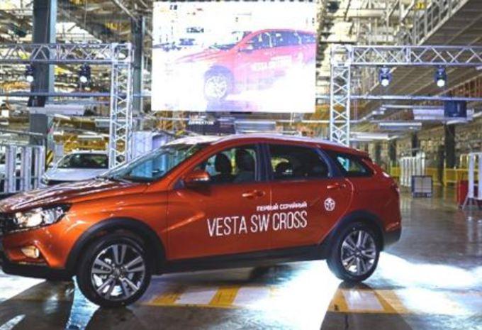 Nissan laat Lada over aan Renault #1