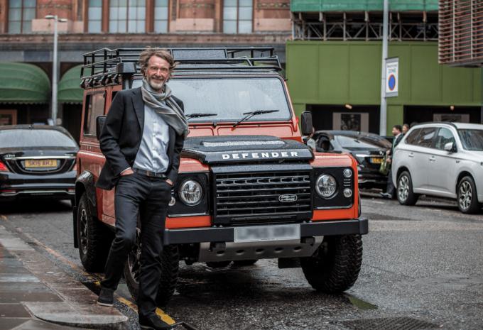 Land Rover Defender is (bijna) helemaal terug #1