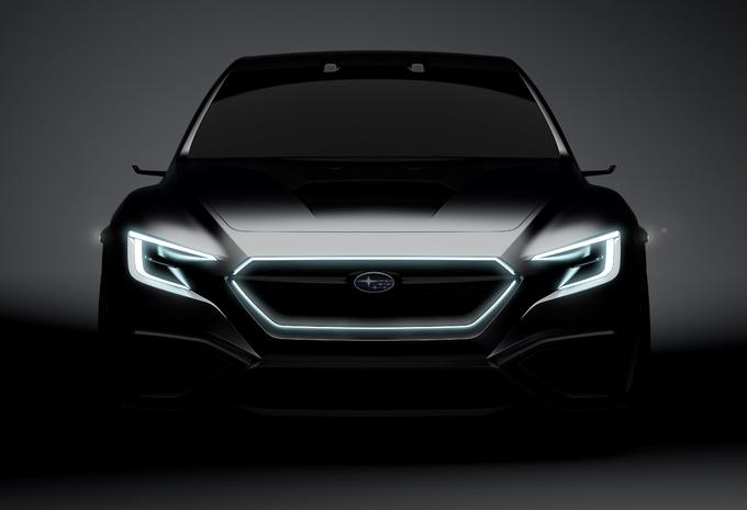 Subaru Viziv Performance: toekomstige WRX? #1