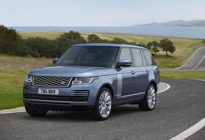 Vernieuwde Range Rover krijgt plug-inhybride P400e #1
