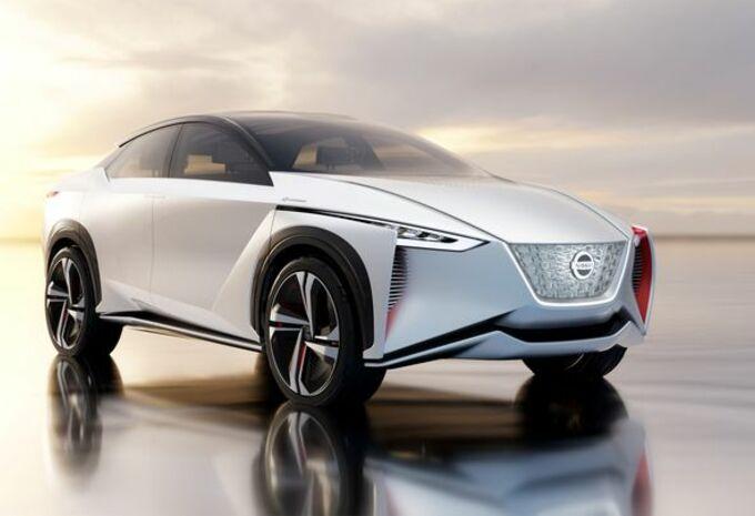 Nissan IMx Concept is Leaf in het kwadraat #1