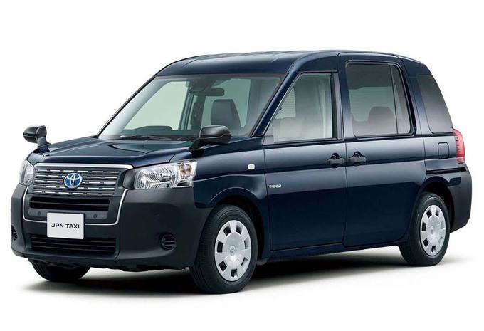 Toyota JPN Taxi : la continuité #1
