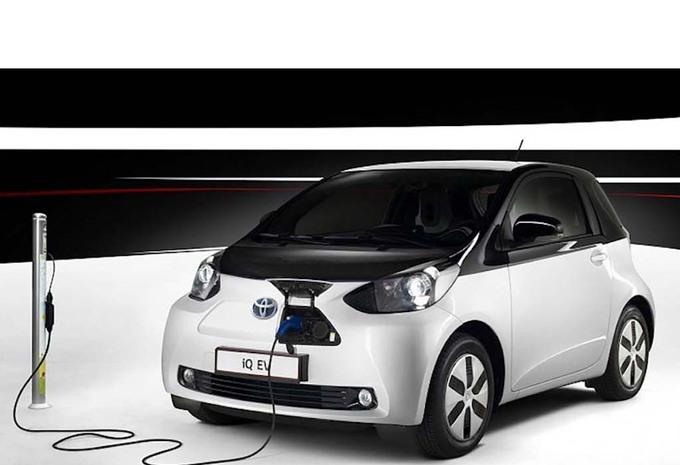 Toyota : la fin du moteur thermique en 2050 #1
