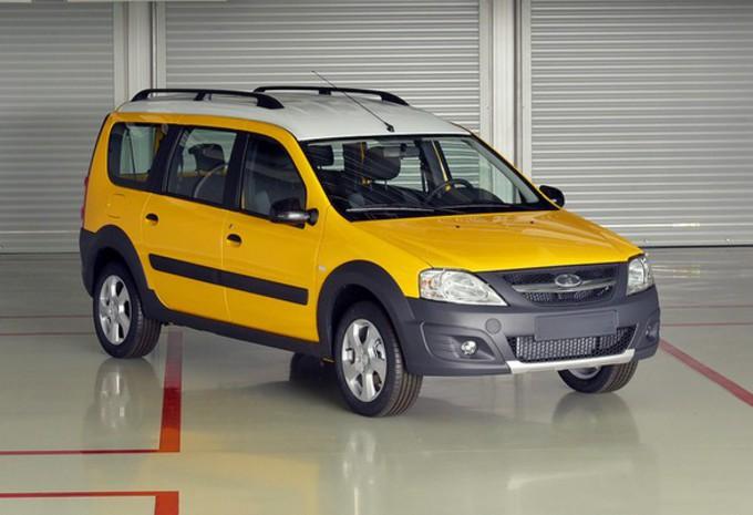 Lada stuurt lading auto's naar Cuba #1