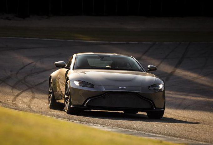 Aston Martin: Investindustrial ontkent overnameplannen #1