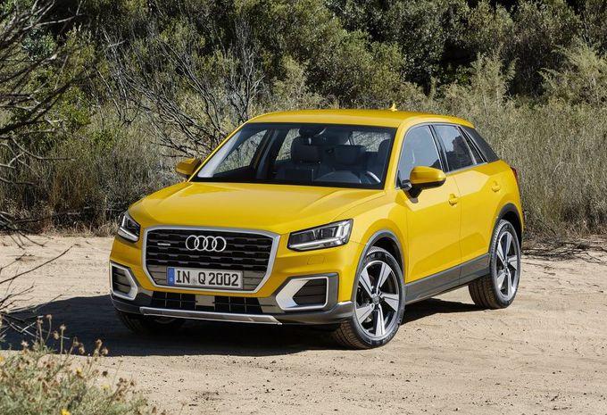 Audi Q2 : bientôt long et électrique ? #1