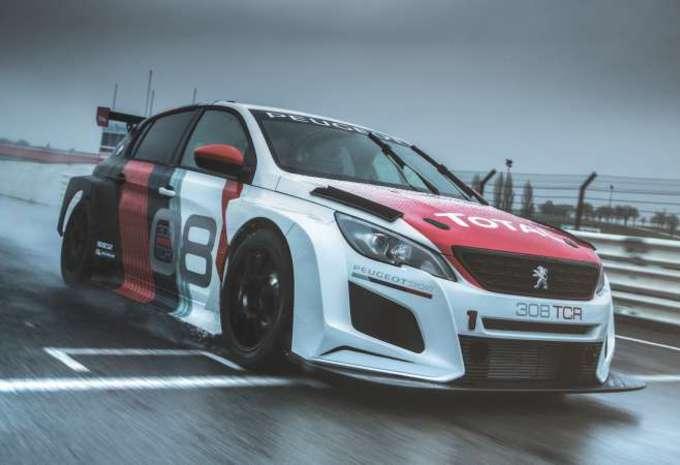 Peugeot: 350 pk voor de 308 TCR #1
