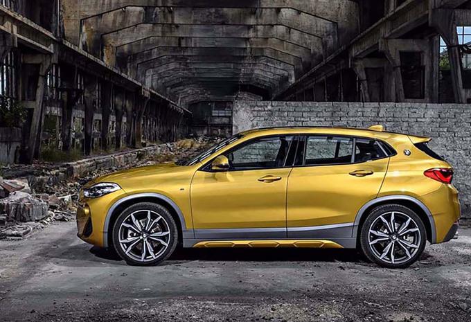 BMW : les prix du nouveau X2 #1