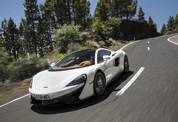 Wat doet het Handling Pack met de McLaren 570GT? #1