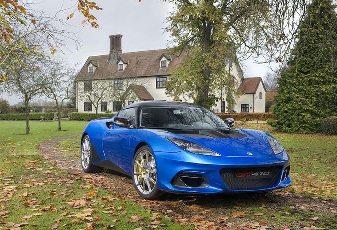 Lotus Evora GT410 Sport : une évolution de plus ! #1