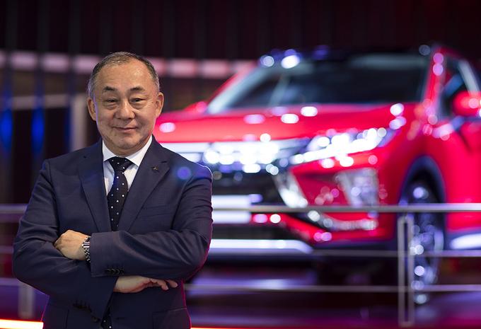 Salonbabbel met Tsunehiro Kunimoto, designchef van Mitsubishi #1