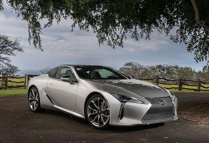 Lexus-klanten reageren op nieuwe designtaal #1
