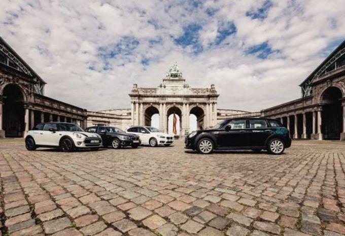 Daimler et BMW prêts à fusionner Car2go et DriveNow ? #1