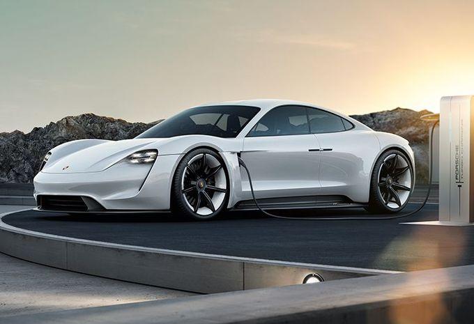 Porsche : 6 milliards d'euros pour électrifier la gamme #1