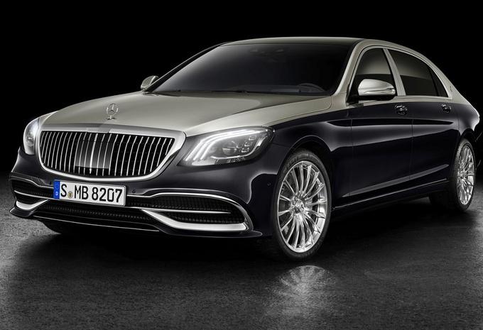 GimsSwiss – Mercedes-Maybach S-Klasse geretoucheerd #1